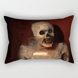 Mummy activation Rectangular Pillow