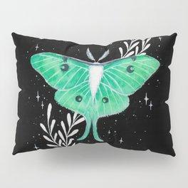Luna moth Pillow Sham