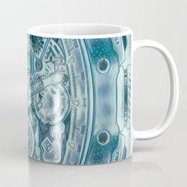 Midnight Blue Richard Mille 1103 Flyback Coffee Mug