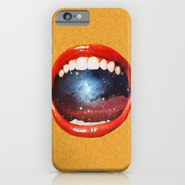 Taste Bud Regrowth iPhone Case
