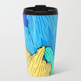 Rainbow Mounts Travel Mug