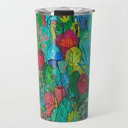 Kingdom of Plants Travel Mug