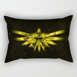 Zelda - Triforce Rectangular Pillow