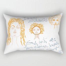 Beauty Standards Rectangular Pillow
