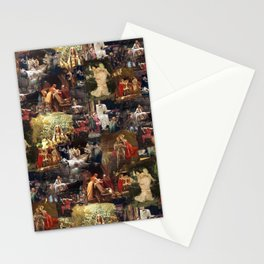 Arthurian Romances Stationery Cards