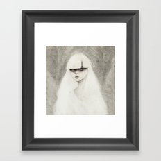 From the Other Side Framed Art Print