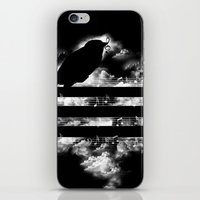 hunting iPhone & iPod Skins featuring Hunting Symphony by Tobe Fonseca