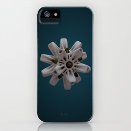 Abstract Ceramic iPhone Case