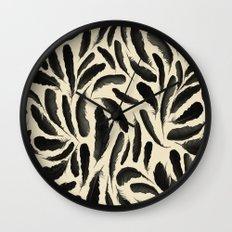 Tar & Feather Wall Clock