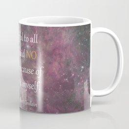 I AM THANKFUL (quote) Coffee Mug