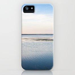 Haapslau and Baltic sea iPhone Case