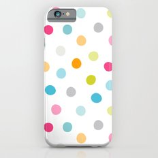 Chickweed Mid Dots iPhone 6s Slim Case