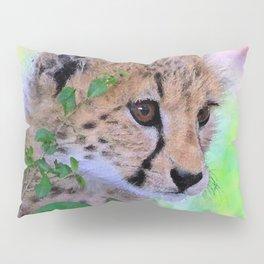 Aqua_Cheetah_20180102_by_JAMColorsSpecial Pillow Sham