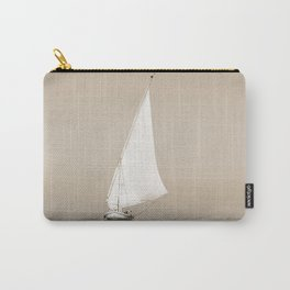 Ship on the Nile Carry-All Pouch