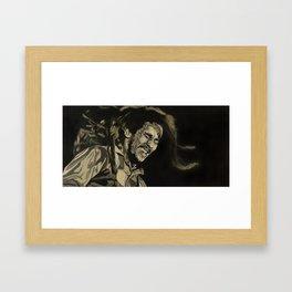 Jammin' Framed Art Print