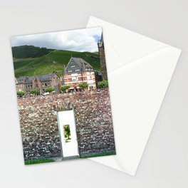 The Secret Door 01 Stationery Cards