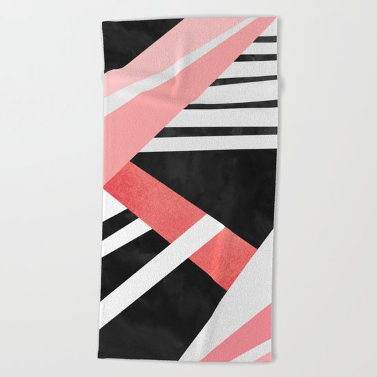 Sweet Combination Beach Towel