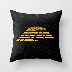 A Long Time Ago... Throw Pillow