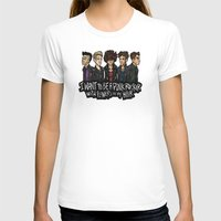 cargline T-shirts featuring Flowers in my Hair by cargline