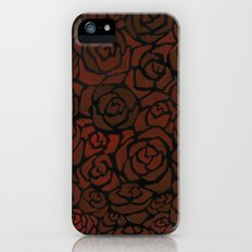 Cluster of Roses Slim Case iPhone (5, 5s)