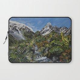 Mt Cook, New Zealand Laptop Sleeve