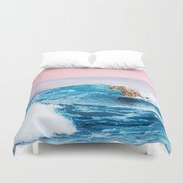 Sea Seeker Duvet Cover