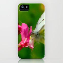 Butterfly's inn ... iPhone Case