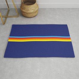 Lakshmi - Classic Retro Summer Stripes Rug