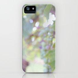 Sunlight on the Grape Vines iPhone Case