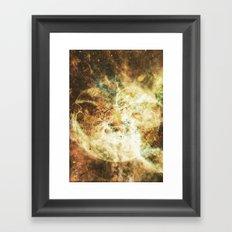 Midnight Juggernauts Poster Illustration Framed Art Print