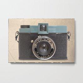 Diana Camera Metal Print
