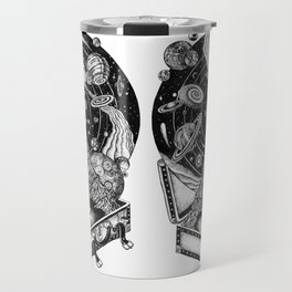 Cosmos Space Travel Travel Mug