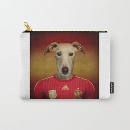 Worldcup 2014 : Spain - Spanish Galgo Carry-All Pouch