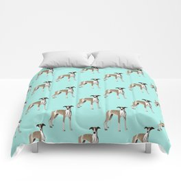 Whippet Love Comforters