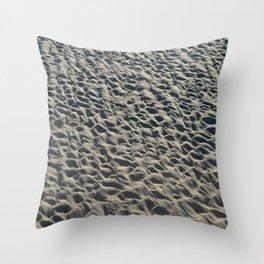 Sand Throw Pillow