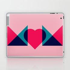 HEART MOM Laptop & iPad Skin
