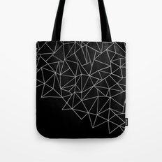 Ab Storm Black Tote Bag