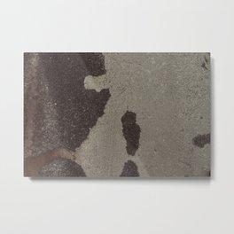 Static 4 Metal Print
