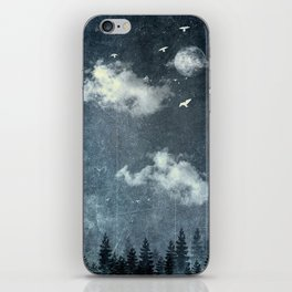 The cloud stealers iPhone Skin