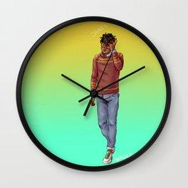 JP Wall Clock