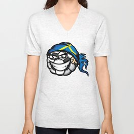 Football - Sweden Unisex V-Neck
