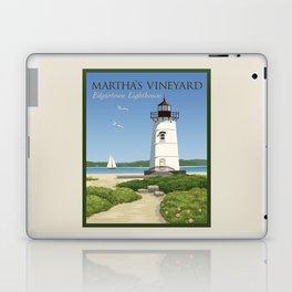 Martha's Vineyard Edgartown Lighthouse Laptop & iPad Skin