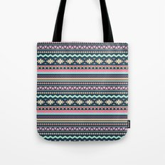 Colorful Aztec Tribal Pattern Tote Bag