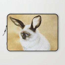 Cat Rabbit Laptop Sleeve