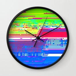 AFL ON Wall Clock