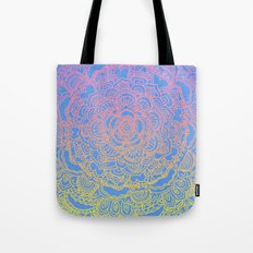 Think Happy Tote Bag