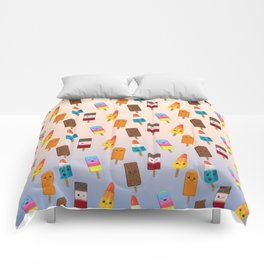 Chilled Friends Comforters