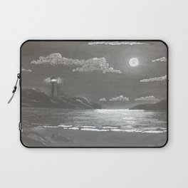 Quiet Night Laptop Sleeve