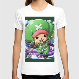 Ninja chopper wano - One Piece T-shirt