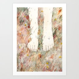 Perfume #3 Art Print